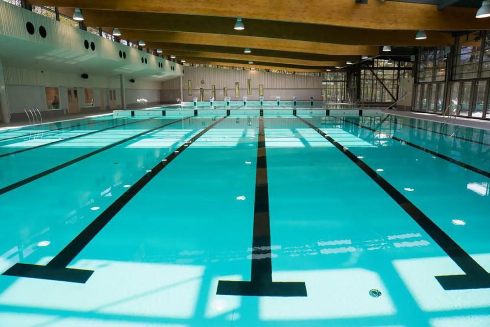Warande swimming pool | Reijrink Staalconstructie