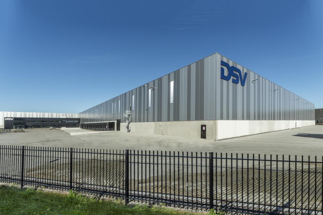 Distributiecentrum DSV