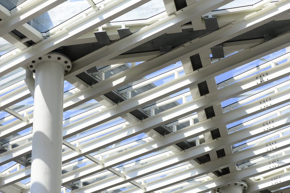 Admirant wind canopy