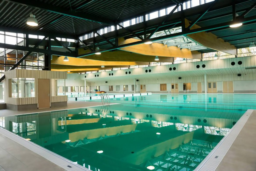 Warande swimming pool