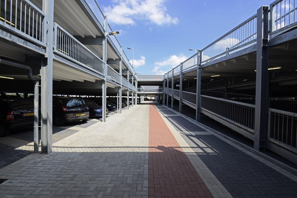 Parkeergarage Rosada
