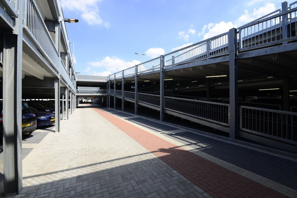 Rosada multi-storey car park