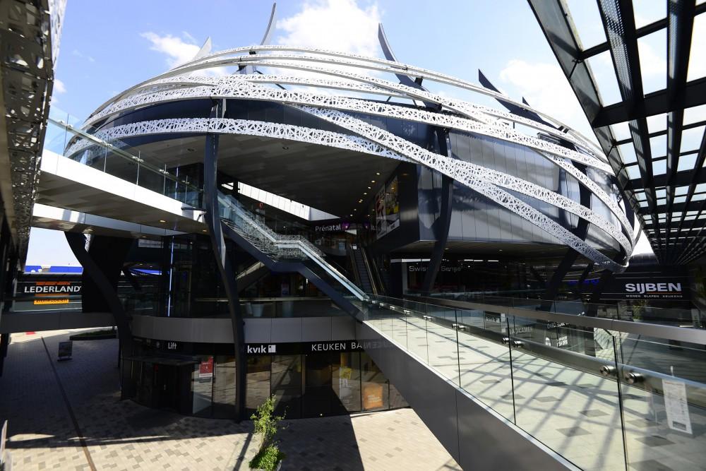 Shopping mall Ekkersrijt